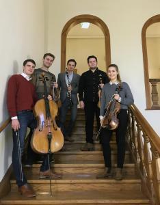 Quintett, Foto: Vlad Fedorov