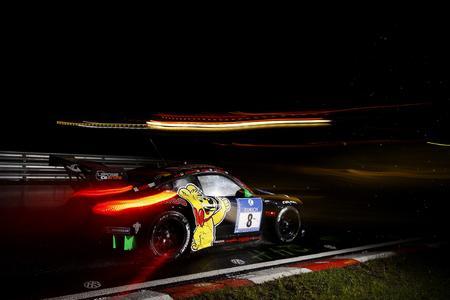 HARIBO RACING TEAM beim 24h-Rennen auf dem Nürburgring