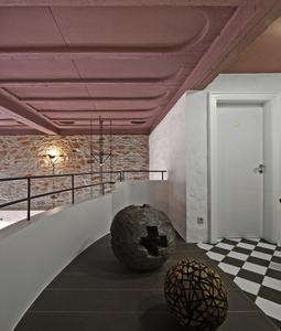 Ausgewählte Kunstobjekte machen die Raumgestaltung zum Erlebnis, Foto: Caparol Farben Lacke Bautenschutz/Martin Duckek