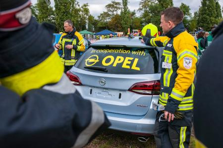 Opel Weber Rescue Days 2016
