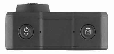 NX 6101 07 Somikon UHD Action Cam DV 3817 mit 2 Displays. WLAN und Sony Bildsensor / Copyright: PEARL.GmbH / www.pearl.de