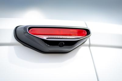 Opel Combo Surround Rear Vision Camera