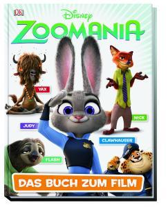 oscarverleihung 2017 zoomania als bester animationsfilm ausgezeichnet dorling kindersley. Black Bedroom Furniture Sets. Home Design Ideas