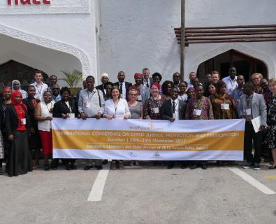 12 Länder unterzeichnen Deklaration zur Sicherung der Kinderrechte