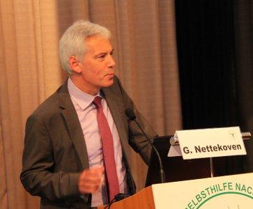 Frauenselbsthilfe Krebs gratuliert Gerd Nettekoven zum Bundesverdienstkreuz