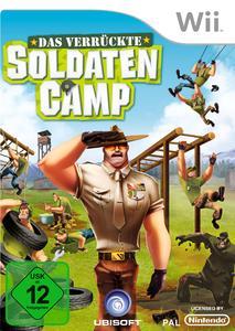 Packshot Soldaten-Camp Wii