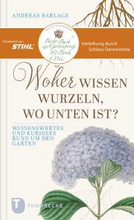 1. Platz Gartenlyrik oder prosa