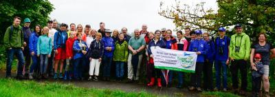Foto: Naturschutzinitiative e.V. (NI) - Exkursionsgruppe vom 28.07.2019