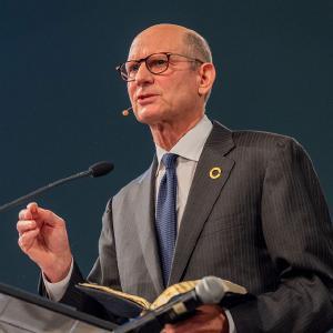 Pastor Ted Wilson, adventistischer Weltkirchenleiter © Foto: Tor Tjeransen/ADAMS