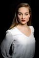"""Die Sopranistin Giulia Montanari stellt sich dem Publikum als neue Solistin im Ensemble vor. In diesem Konzert ist sie als Blonde in Mozarts """"Entführung aus dem Serail"""" zu erleben / Bild: Volker Wiciok"""