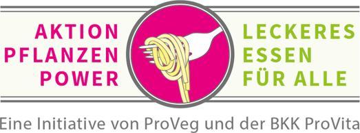 Die Ernährungsorganisation ProVeg und die gesetzliche Krankenkasse BKK ProVita haben die Aktion Pflanzen-Power 2016 gemeinsam ins Leben gerufen und bereits über 36.000 Schülerinnen und Schüler erreicht.
