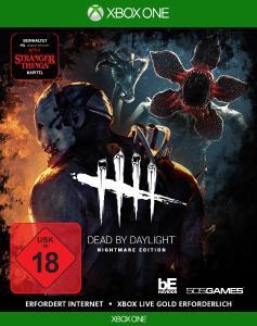 Die 'Dead by Daylight™: Nightmare Edition' bringt noch mehr Box-Inhalte zu einem Killer-Preis für Spieler auf PS4 und Xbox One