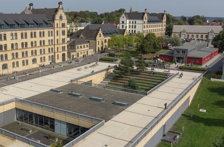 Auch über den Caprivi-Campus sind die Studenten der Hochschule Osnabrück mit ihrem Multicopter geflogen