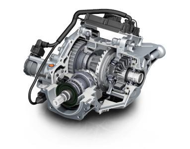 Neuer Opel Insignia 4x4: Twinster-Allradantrieb: Beim neuen Opel Insignia ersetzen zwei Lamellenkupplungen an der Hinterachse ein konventionelles Differenzial