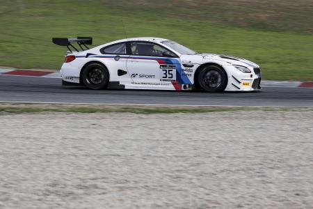 BMW M6 GT3, Blancpain GT Series