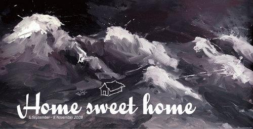 kunstradar zeigt Gesine Kikol in Home Sweet Home