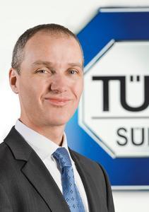 Rüdiger Hornung, Geschäftsführer der TÜV SÜD ImmoWert GmbH