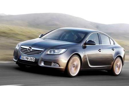 Markantes Design und anspruchsvolle Technik: Der neue Opel Insignia. Seine Weltpremiere feiert das Fahrzeug am 22. Juli bei der London Motorshow