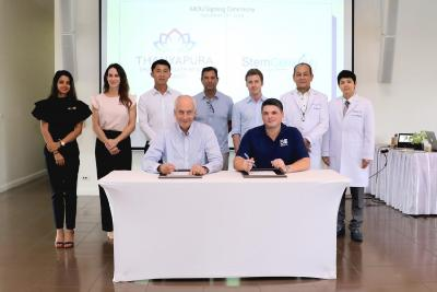 Thanyapura Sports & Health Resort Phuket geht Partnerschaft mit StemCells21 ein