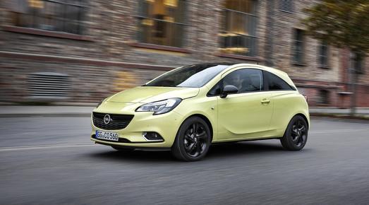 Bestseller: Der Opel Corsa liegt in der deutschen Zulassungsstatistik bei den Kleinwagen (B-Segment) auf dem zweiten Platz. Foto Adam Opel AG