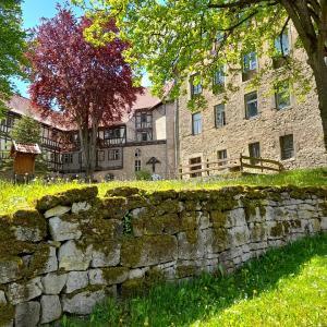 Kloster Anrode (Foto Cindy Michael  Tourist Information Mühlhausen)
