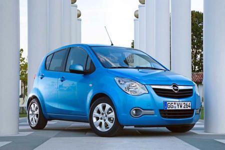Der neue Opel Agila: Mini-Monocab startet ab 9.990 Euro