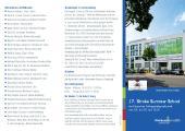 [PDF] Flyer : 17. Stroke Summer School