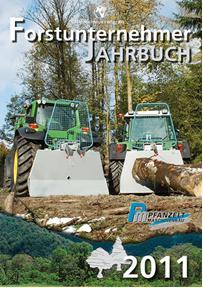 Forstunternehmer-Jahrbuch 2011