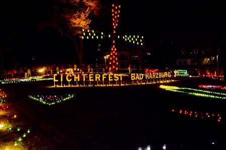 Bad Harzburg feiert - Salz- und Lichterfest 2016 - Kur ...