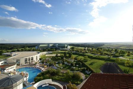 Das 120 Hektar große Reiter´s Burgenland Resort lässt keine Wünsche offen.