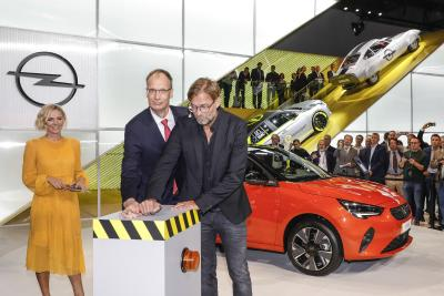 Always There: Opel at the IAA Motor Show