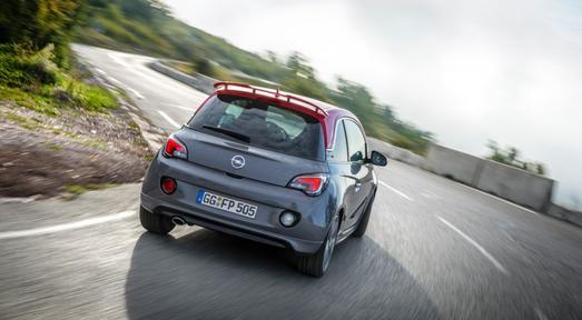 Der neue Opel ADAM S - Stylisches Kraftpaket mit Premium-Touch