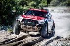 MINI gewinnt die Baja Italia 2017 - Runde 6, FIA Cross Country Rally World Cup