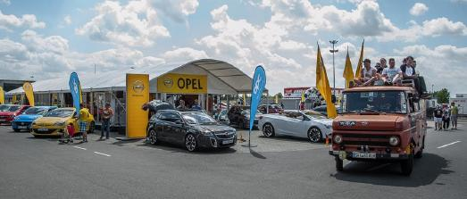Opel-Stand