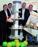 "10 Jahre Eierbecher ""Speedy & Friends"""
