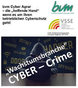 bvm Cyber Agrar Versicherung