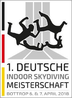 Indoor Skydiving Logo Meisterschaft