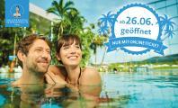 BADEPARADIES SCHWARZWALD Wiedereröffnung 26. Juni 2020