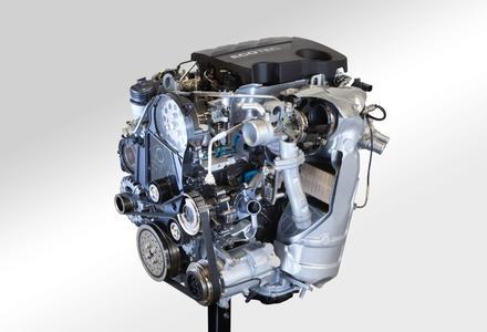 Sauber: Neuer Zweiliter-Turbodiesel mit 125 kW/170 PS und nur 4,9 Liter Verbrauch © GM Company