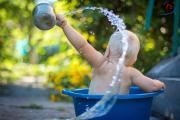 Hitze - Kinderherzen schützen