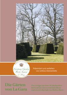 2. Platz European Garden Book Award