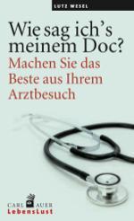 Neues Buch von Dr. Wesel