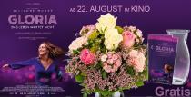 """Blumenstrauß """"Glücksfee"""" mit Gratis Vase und 2 Kinokarten für nur 29,99€"""