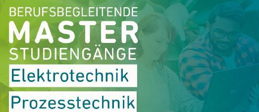 Berufsbegleitendes Masterstudium Prozesstechnik (M.Eng.) / Bildquelle: Hochschule Kaiserslautern