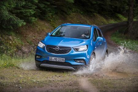 Spitzenreiter: Der neue Opel Mokka X bleibt weiterhin das beliebteste Auto in seinem Segment