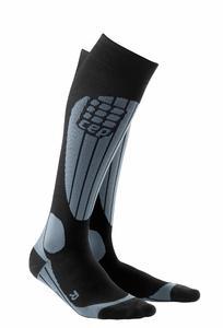 CEP skiing compression socks