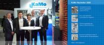 KaMo erstmalig auf der Swiss Bau in Basel (14.-18.01.2020)