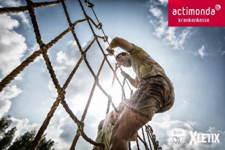 actimonda wird offizieller Gesundheitspartner der XLETIX Challenge