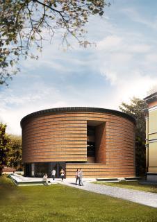 3-Teatro-Archittetura-esterno©Studio Architetto Mario Botta