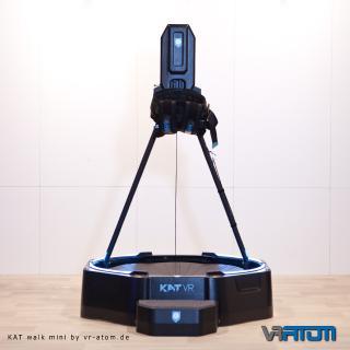 KAT walk Mini - Omni-Direction-Treatmill (OMD) - Walkpad